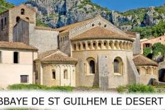 L'ABBAYE DE SAINT GUILHEM LE DESERT