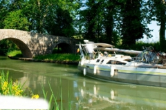 CANAL DU MIDI A BEZIERS